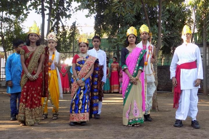 The Lexicon School-Dussehra Celebrations