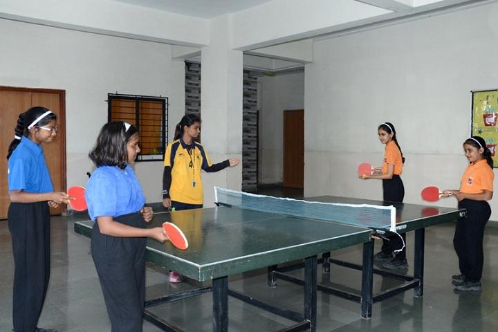 The Lexicon School-Indoor Games