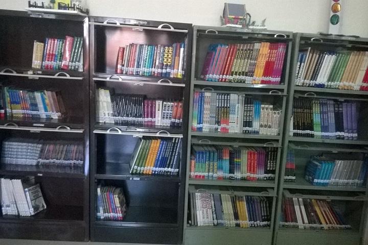 The Lexicon School-Library