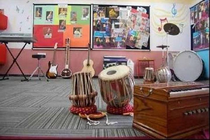The Lexicon School-Music Room