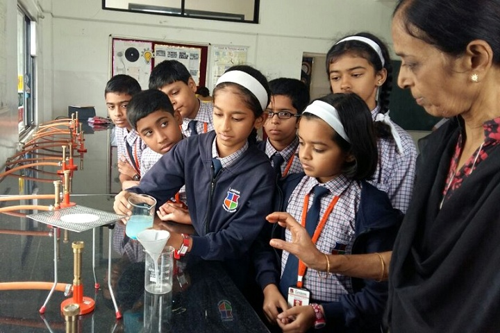 The Lexicon School-Science Lab