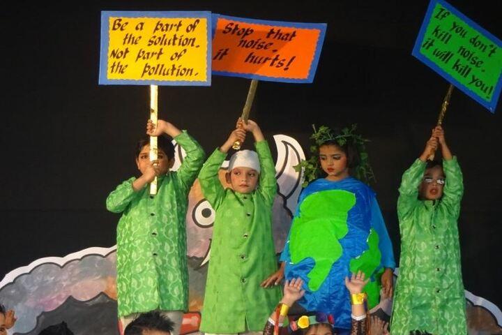 Delhi Public School-Kids Performance