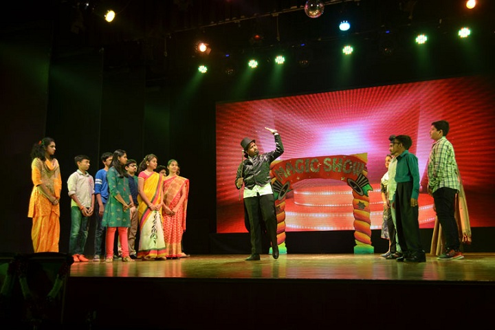 The Somaiya School-Annual Day Celebrations
