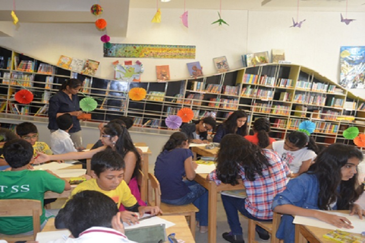 The Somaiya School-Library