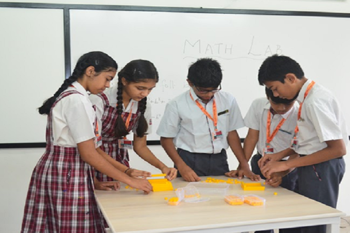 The Somaiya School-Maths Lab