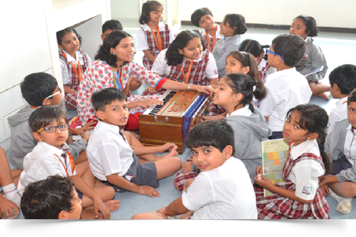 The Somaiya School-Music-Studio Class