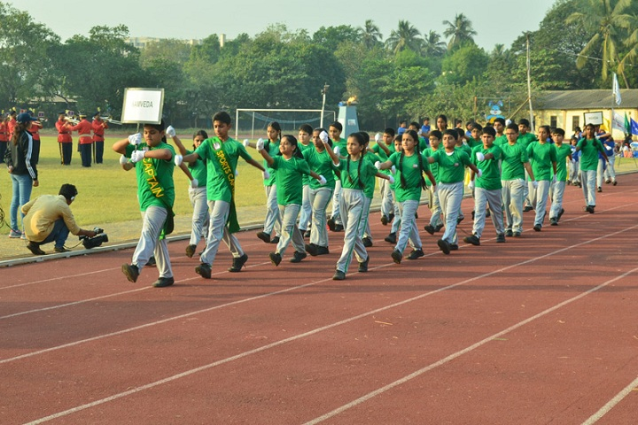 The Somaiya School-Sports Day