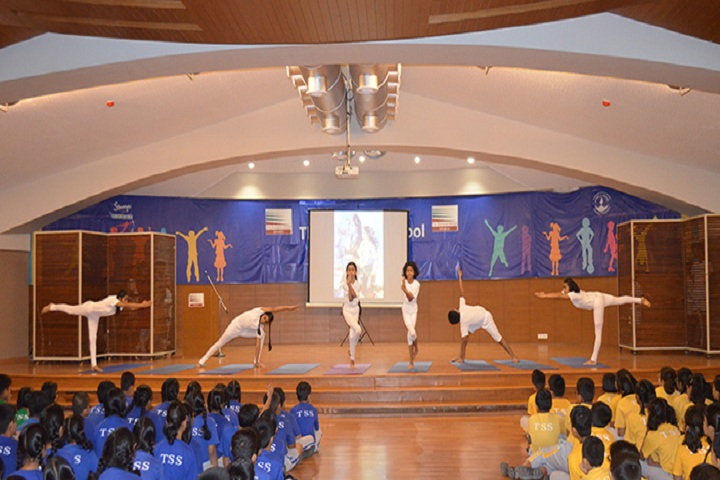 The Somaiya School-Yogaroom