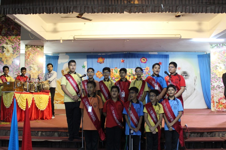 The Swaminarayan School-School Event