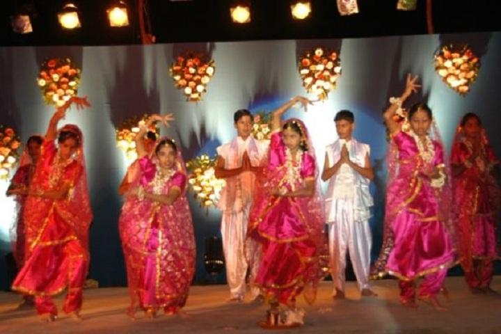 The Vatsalya School-Dance