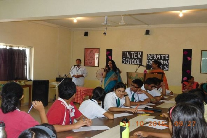 The Vatsalya School-Inter School Debate Competition