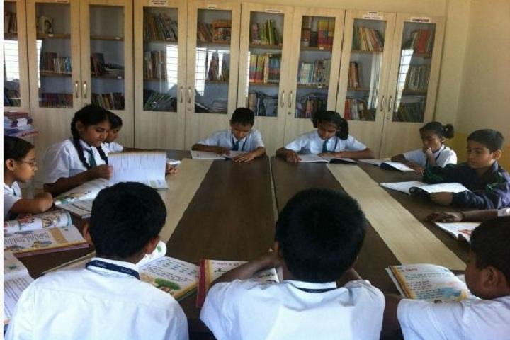 The Vatsalya School-Library