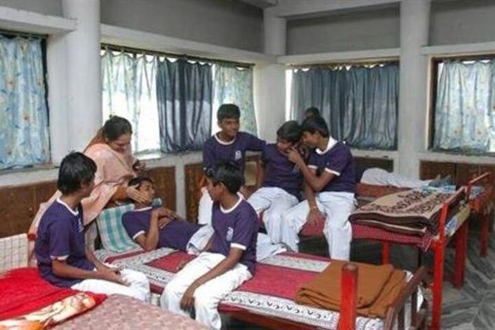 Tuli Public School-Hostel Room