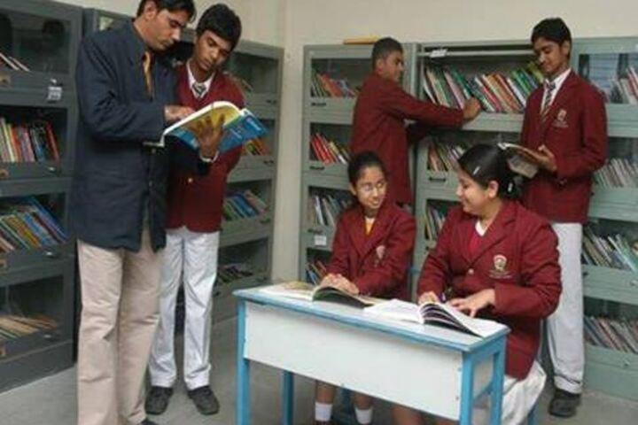 Tuli Public School-Library