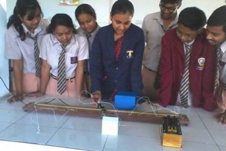 Tuli Public School-Physics Lab