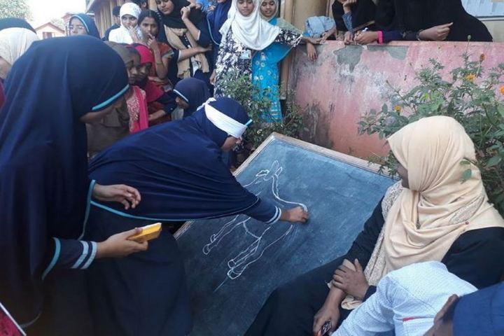 Umme Khadija English Medium School-Activity