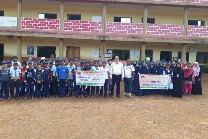 Umme Khadija English Medium School-Group Photo