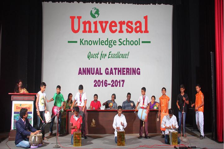 Universal Knowledge School-Annual Gathering