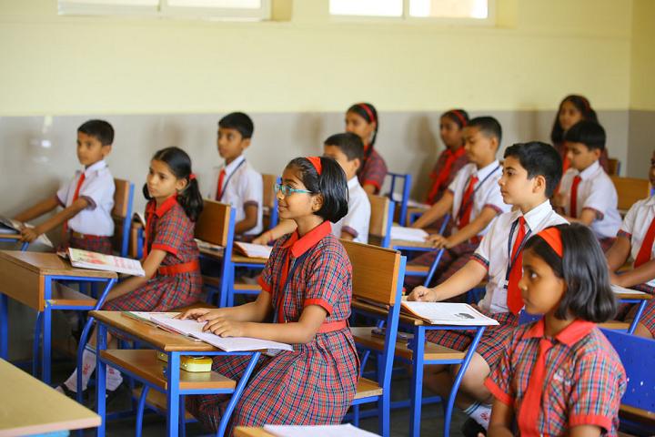 Universal Knowledge School-Classroom View