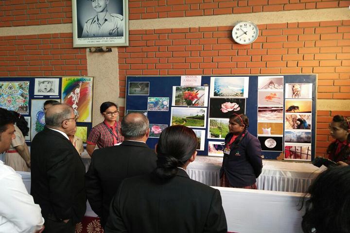 Universal Knowledge School-Science Fair
