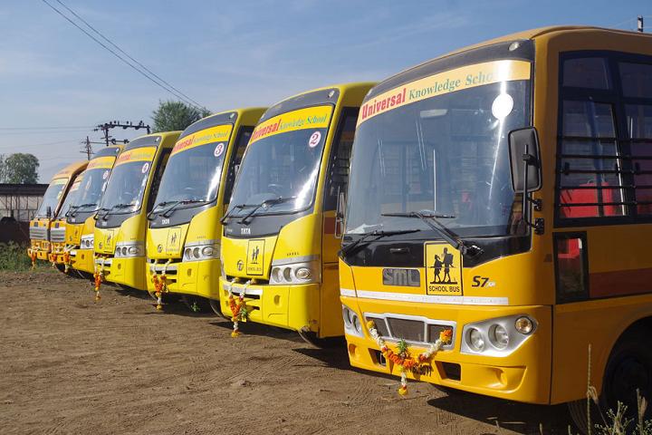 Universal Knowledge School-Transport Facilites