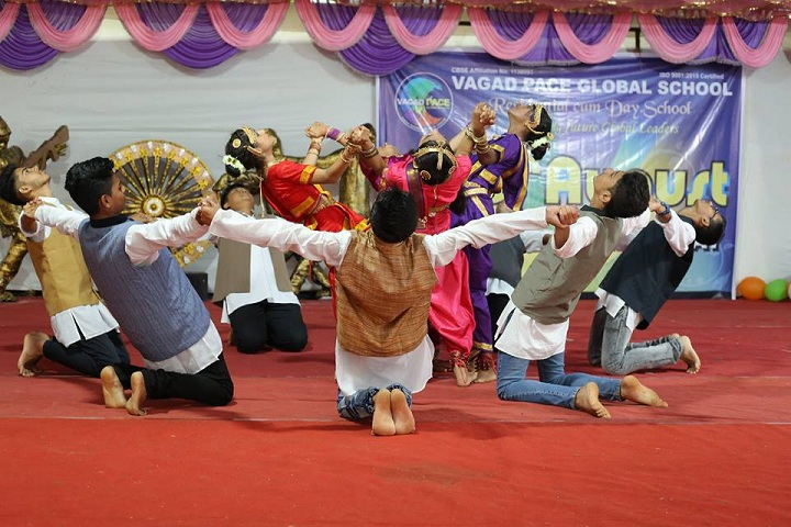 Vagad Pace Global School-Dance