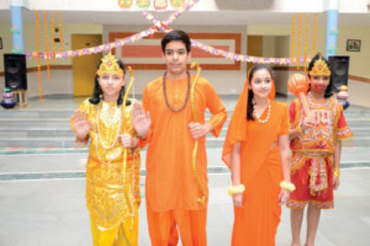 Vagad Pace Global School-Drama