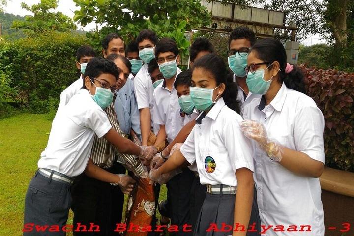 Vagad Pace Global School-Swachh Bharat Abiyaan