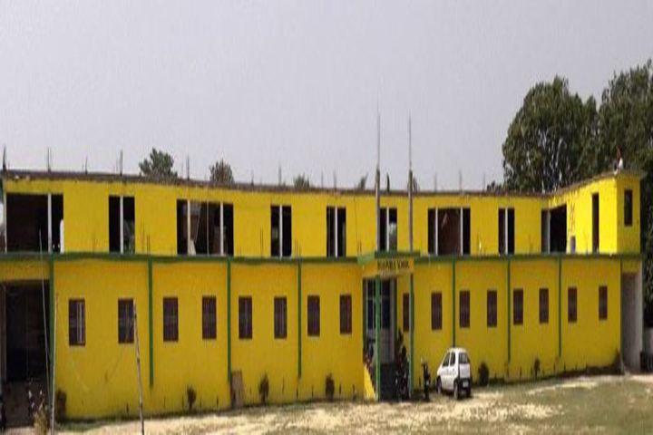 Delhi Public School-Campus View