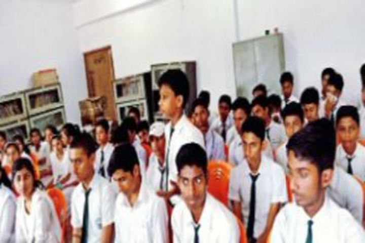 Delhi Public School-Students