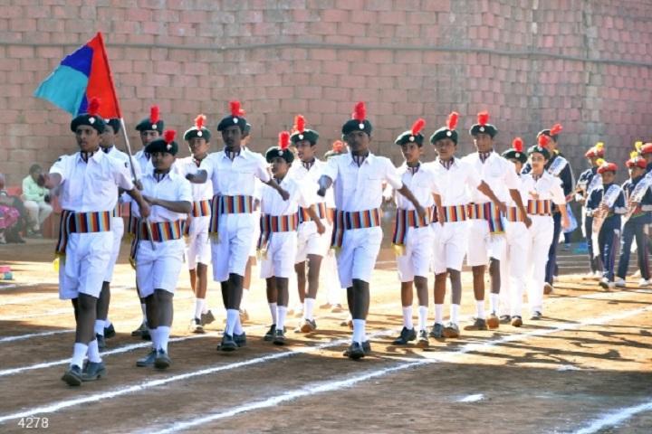 Vidya Niketan School-Annual Atheletic Meet