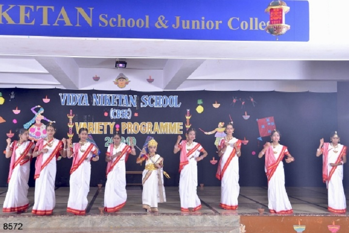 Vidya Niketan School-Event