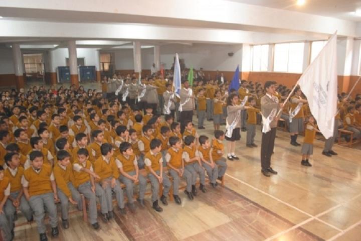 Vidya Niketan School-Investiture Cermony