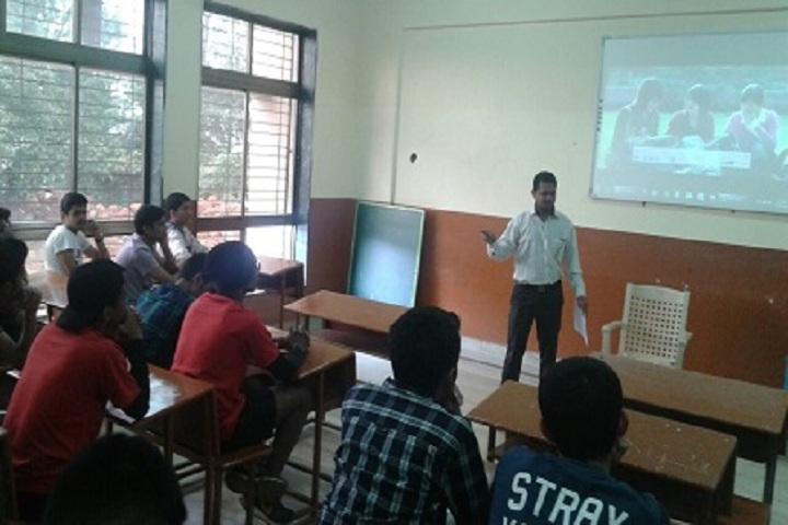 Vidya Niketan School-Smart Class View