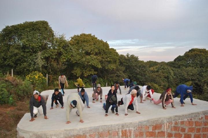 Vidya Niketan School-Trekking