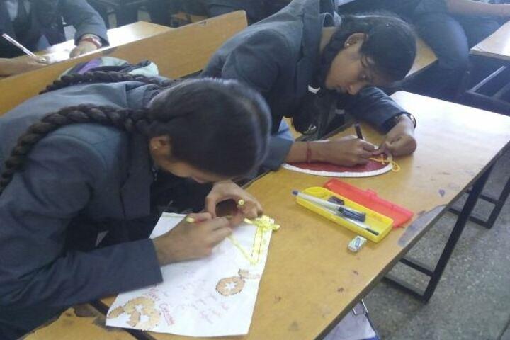 Vidya Niketan School-Drawing