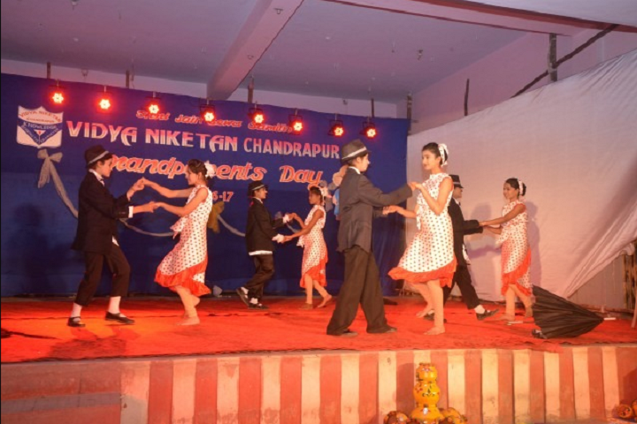 Vidya Niketan School-Grandparents Day Celebrations