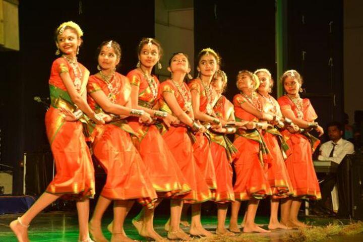 Vidya Niketan School-Dance
