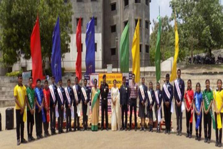 Vidya Niketan School-Investiture Ceremony