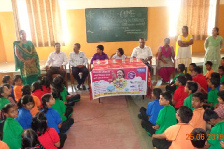 Vidya Prabodhini Prashala English- Activites 1