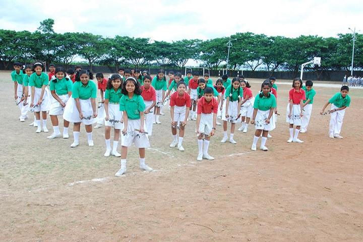 Vidya Pratishthans New Bal Vikas Mandir-Playground
