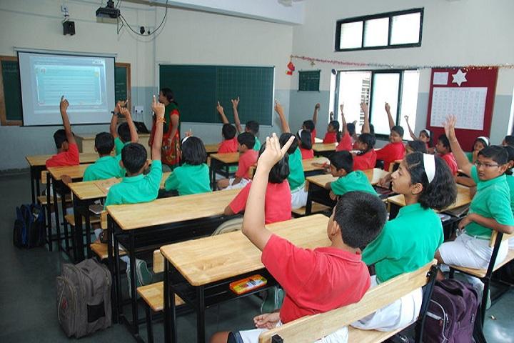 Vidya Pratishthans New Bal Vikas Mandir-Smart Class View