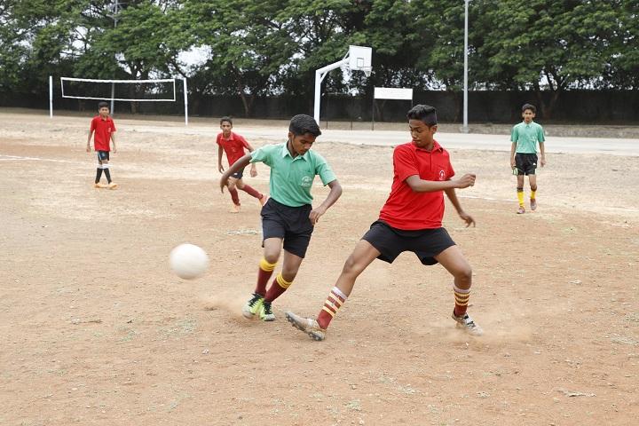 Vidya Pratishthans New Bal Vikas Mandir-Sports
