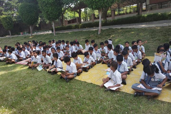Vidya Pratishthans New Bal Vikas Mandir-Study Hour