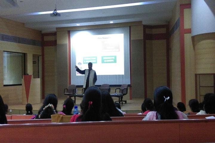 Vidya Pratishthans New Bal Vikas Mandir-Workshop
