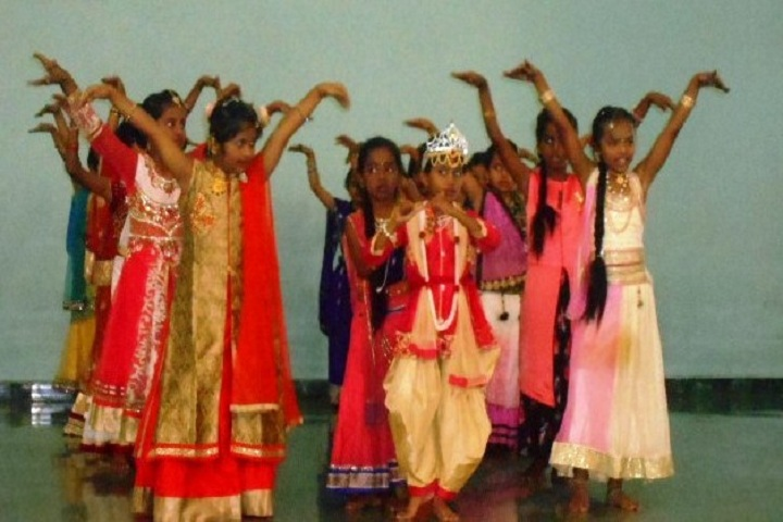 Vidya Pratishthans Someshwar English Medium School-Dance Competition