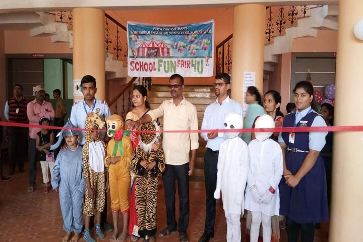 Vidya Pratishthans Someshwar English Medium School-Fun Fair
