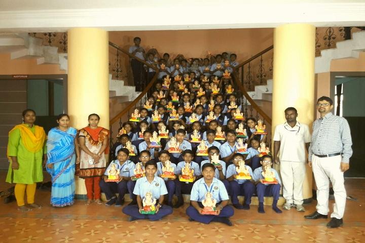 Vidya Pratishthans Someshwar English Medium School-Creativity