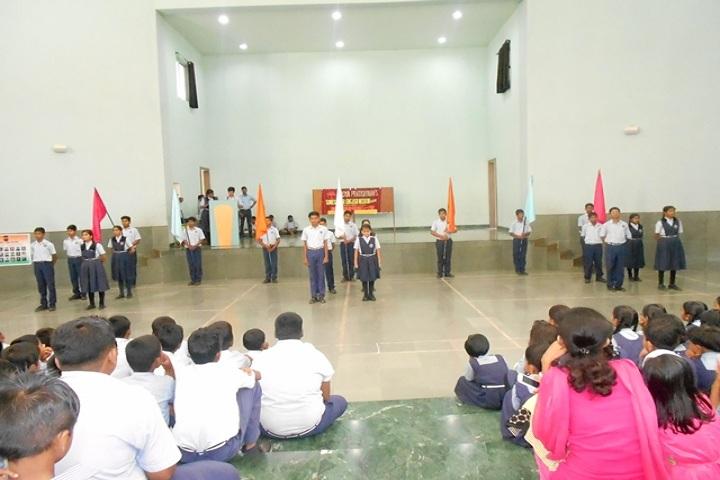 Vidya Pratishthans Someshwar English Medium School-Investiture Ceremony
