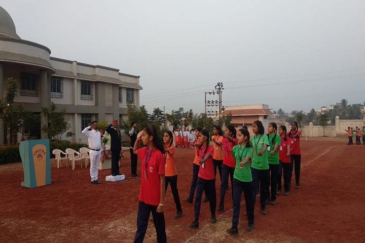 Vidya Pratishthans Someshwar English Medium School-Republic Day